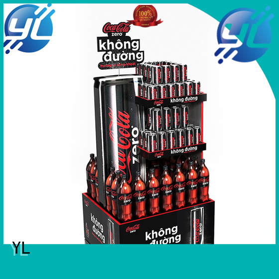 YL convenient drinks rack perfect for drinks stores