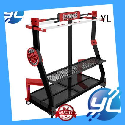 YL display rack suitable for
