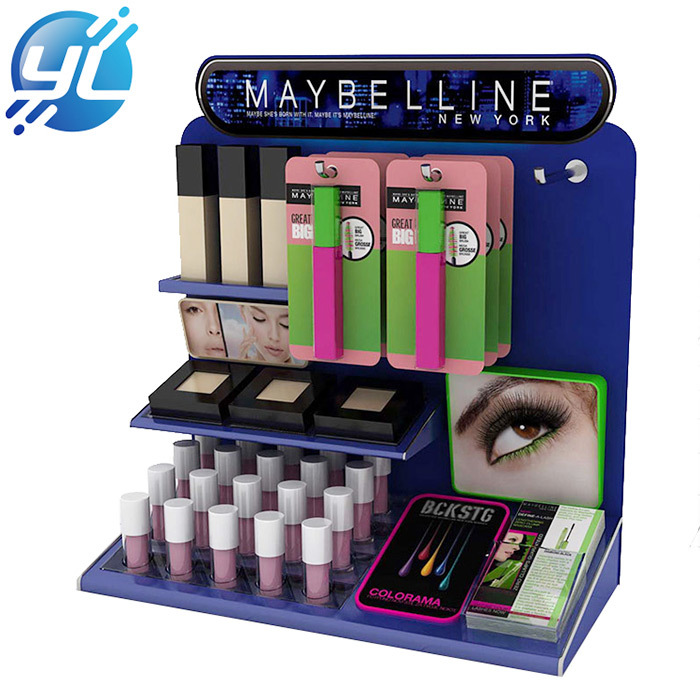 cosmetic rack & cosmetic display
