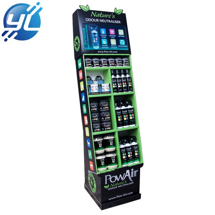 Retail racks for supermarket