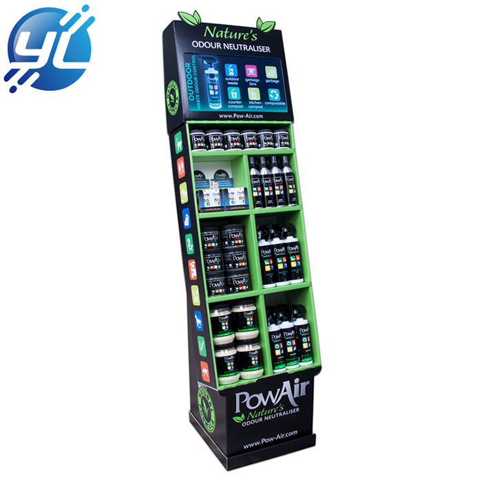 Retail racks for supermarket