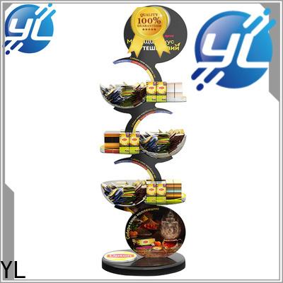 YL bulk display rack manufacturer for store display