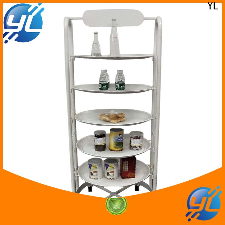 YL best supermarket display rack manufacturer for store display