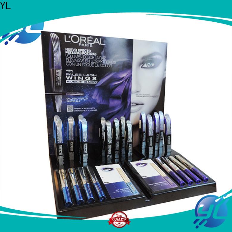 bulk cosmetic display rack manufacturer for cosmetics shops