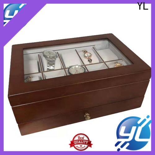 YL jewelry display cases manufacturer for jewelry shop
