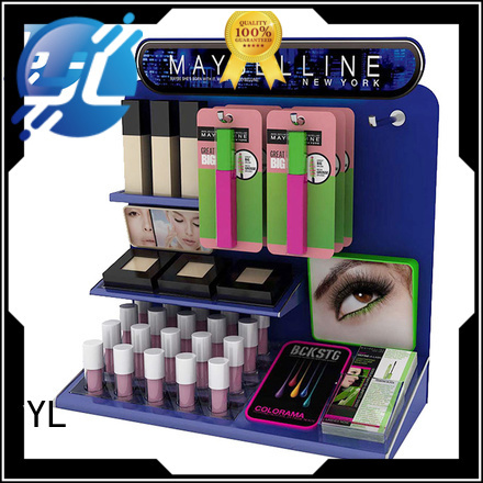 YL makeup display great for cosmetics shops