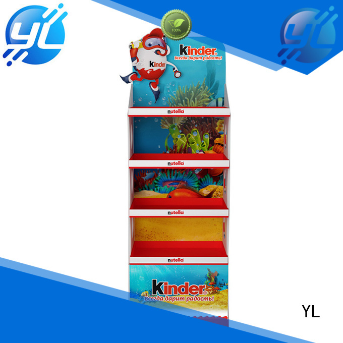 YL store rack widely used for