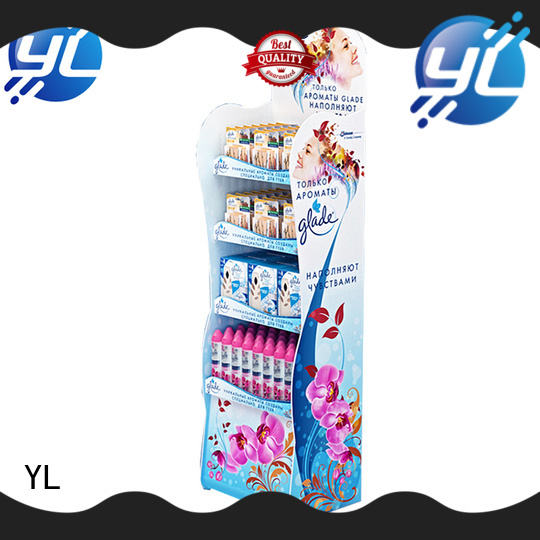 YL supermarket racks widely used for retail stores
