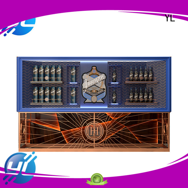 YL reliable custom wine racks excellent for