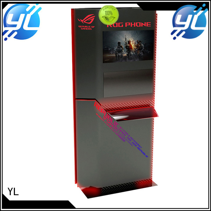 customized exhibition display stands excellent for trade show