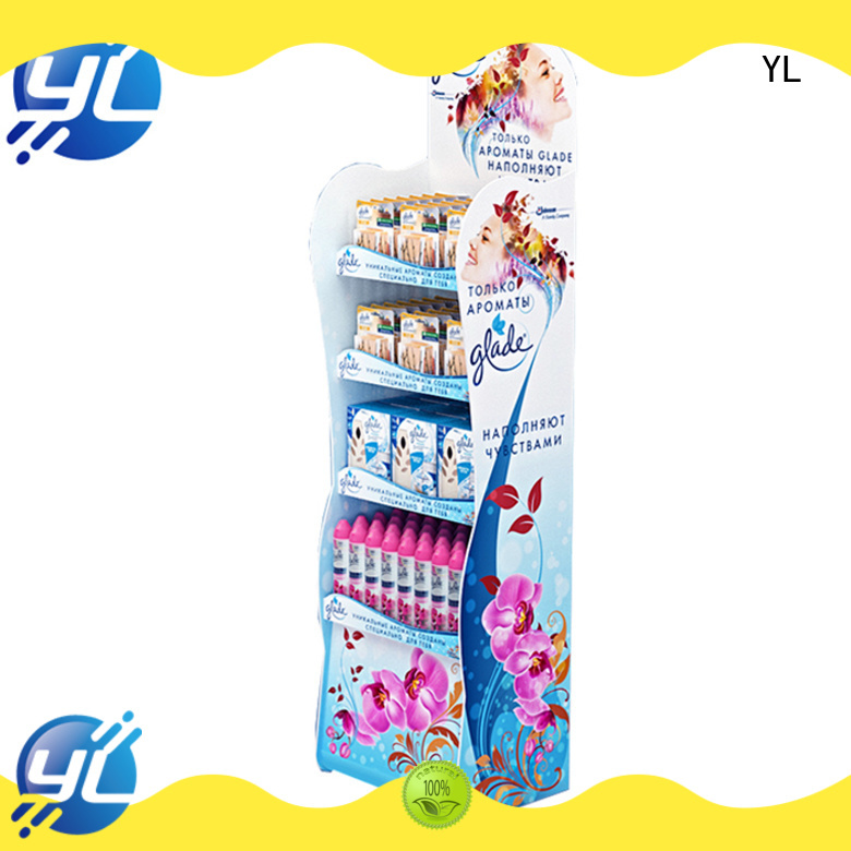 YL supermarket racks widely applied for