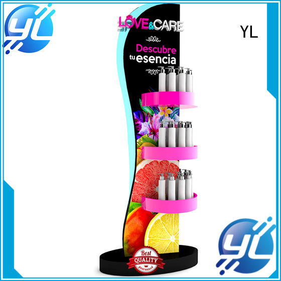 YL cost saving retail display indispensable for