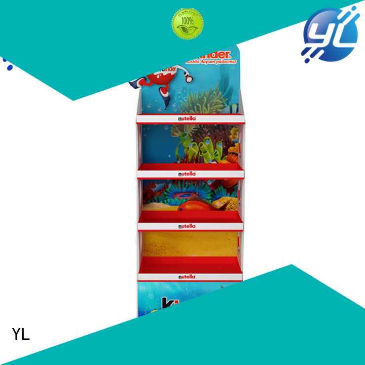 YL grocery store fixtures supplier for displaying food