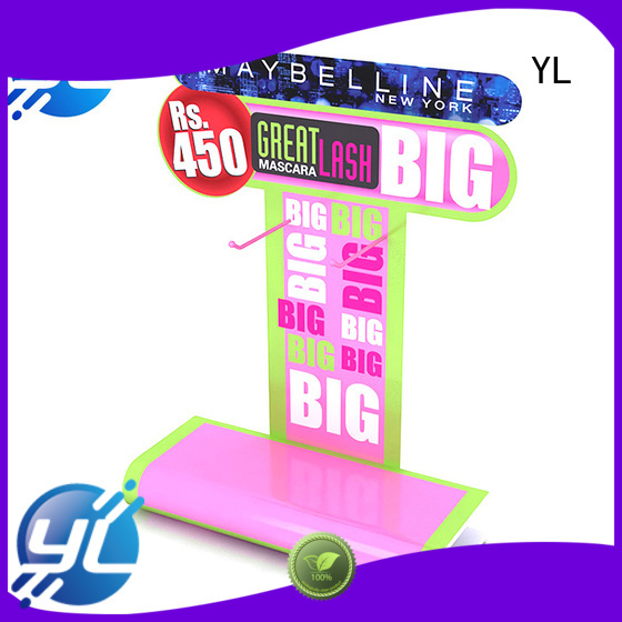 cosmetic display rack ideal for cosmetics shops