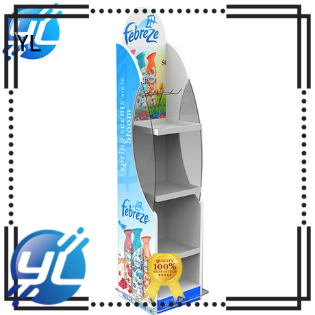 shelf display cabinet widely applied for retail stores