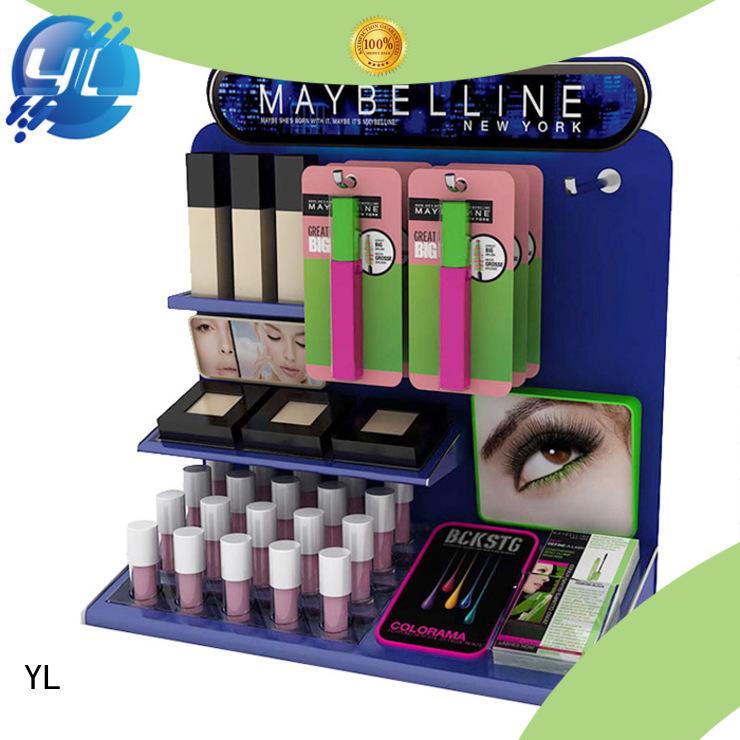 makeup rack display great for makeup shops
