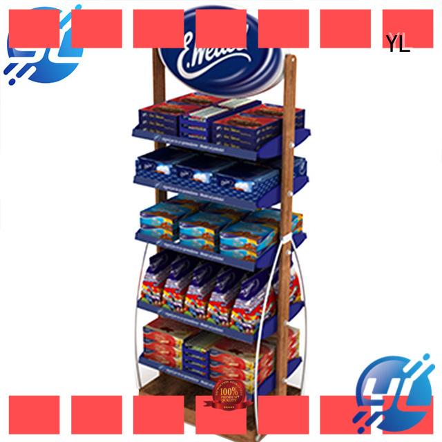 YL cost saving supermarket racks needed for supermarket