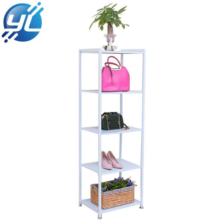 Modern Furniture Metal Storage Rack & Shoe Display Rack