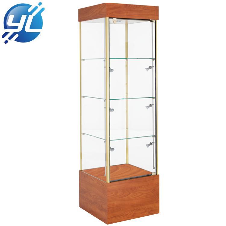 Fashion Glass Jewellery Fashion Glass Jewellery Showroom Display Counters Cabinet