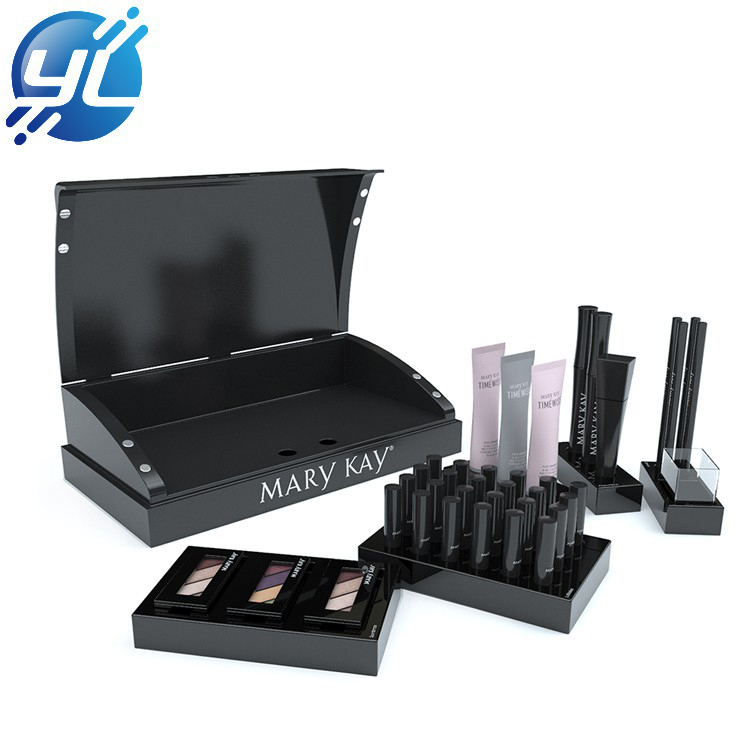 Display stand Retail makeup shelves cosmetic Display Rack