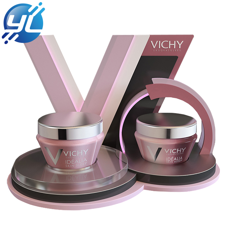 High Quality Countertop Acrylic Cosmetics Display Stand