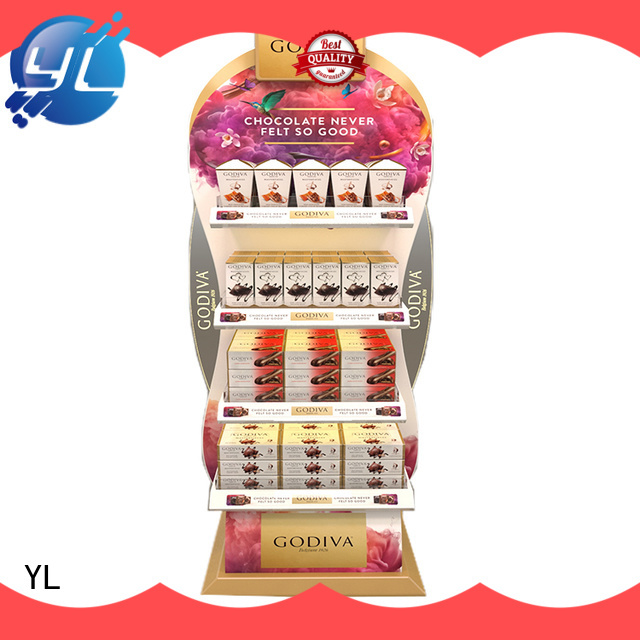 YL supermarket display rack indispensable for variety store