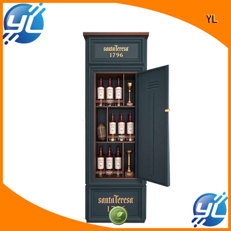 YL diverse display racks suitable for