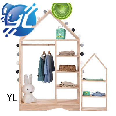 YL display rack indispensable for retail stores