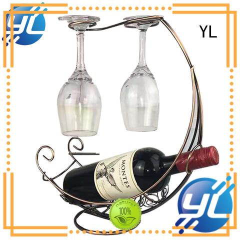 customized modern wine rack very useful for displaying red wine