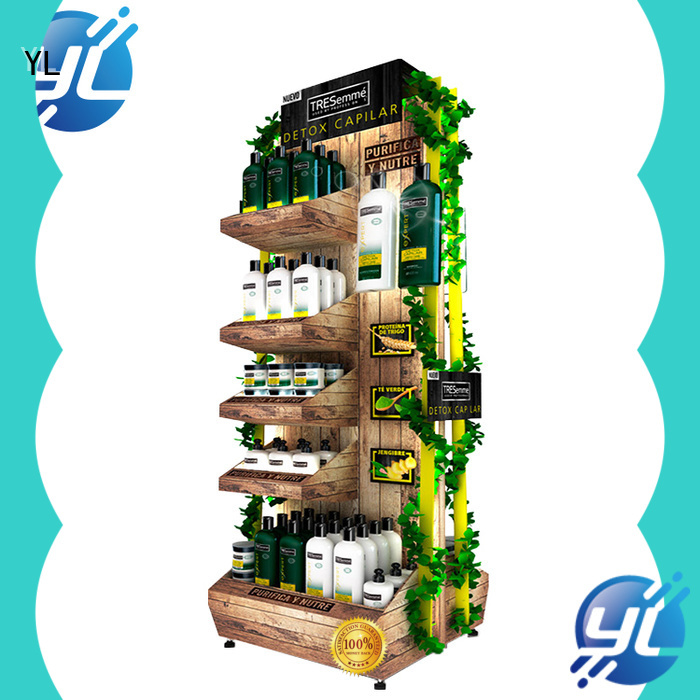 YL store rack indispensable for