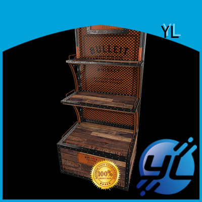 YL professional display racks popular for
