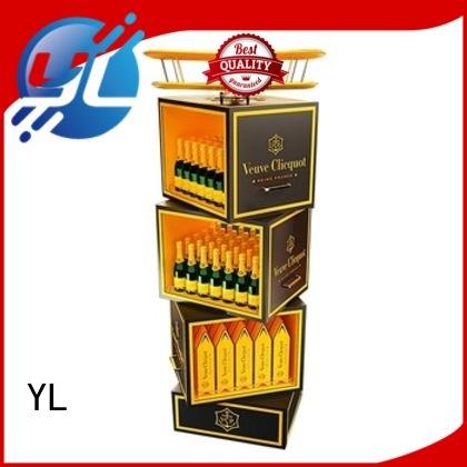 YL display racks suitable for
