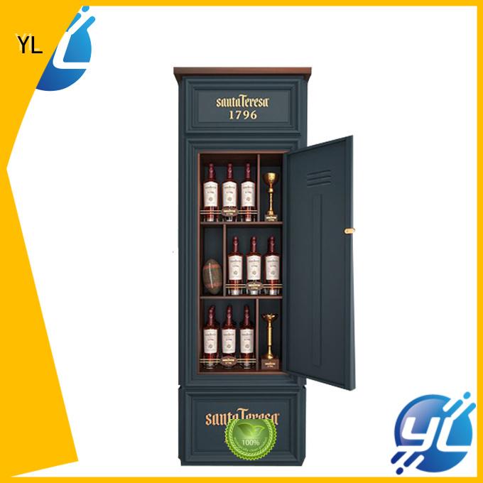 wine display rack YL