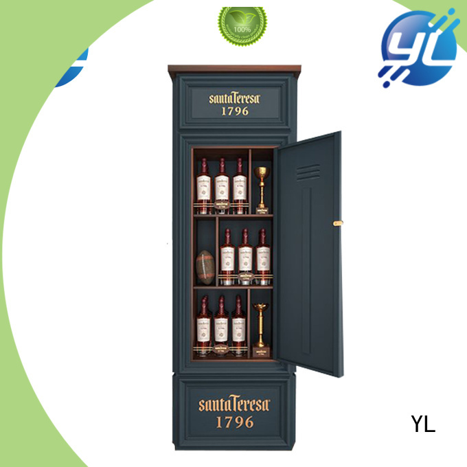 durable standing wine rack excellent for wine stores