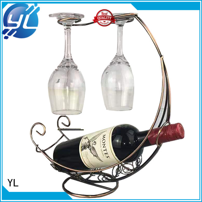 YL standing wine rack excellent for wine stores
