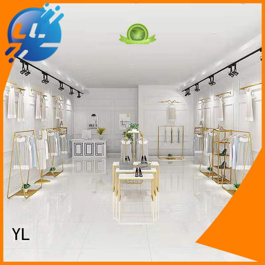 good quality display rack indispensable for retail stores